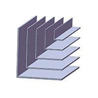 Уголок равносторонний каталог