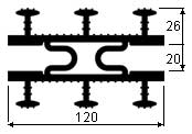 Гидрошпонка TR 120